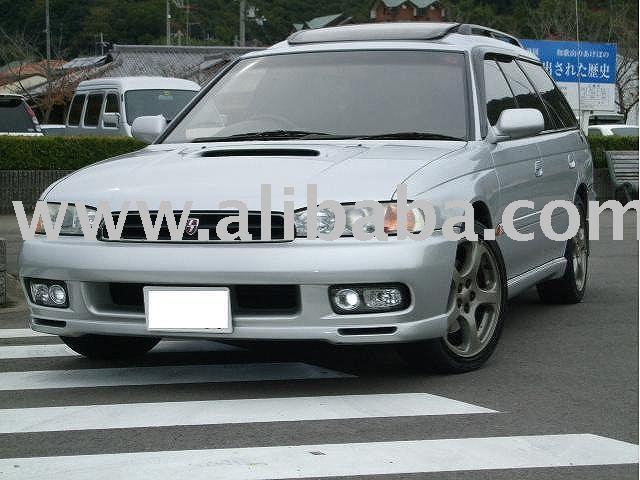 Subaru Legacy Gt Wagon. tattoo 1991 SUBARU LEGACY GT