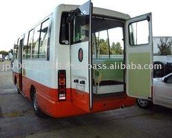 Japanese used bus Nissan Civilian for kindergarden BVW41 2002