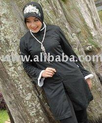 Jilbab Permata's Collection garment