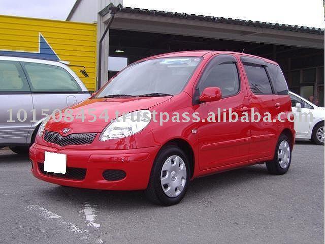 toyota funcargo. car 2002 TOYOTA Fun Cargo