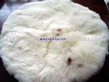 """Baby Alpaca Pillow Case / Baby Alpaca Rug 20"""" Peru"""