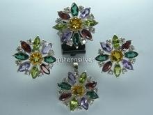 Bali Silver Set Jewelry