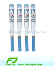 promotional baseball bar ball pen baseball bar ball point pen