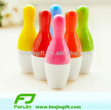 promotional mini bowling telescopic ballpoint pen