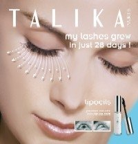 Talika Lipocils (eyelash growth gel) 4.2ml / Made in France eye care products clinically proven> check out official website !!!!