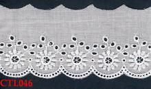 Embroidery lace, Fashion lace, Garment lace