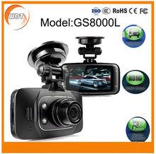 2013 New GS8000L HD 1920x1080+2.7 LCD G Sensor+Night Vision Dash Camera Car