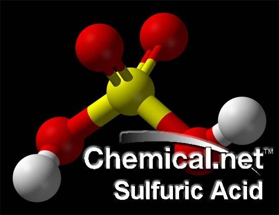 equation sulfuric,