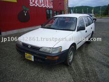 1993 Used japanese cars TOYOTA Corolla van diesel RHD