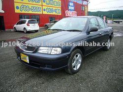 1999 Used japanese cars NISSAN SUNNY/Sentra RHD