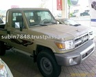 TOYOTA LAND CRUISER PICKUP 4.0L PETROL MANUAL NEW CARS