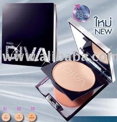 Mistine No.1 Diva Pressed Powder with Foundation