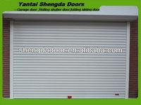 Cheap Automatic Galvanized Steel European Rolling door roller shutter door