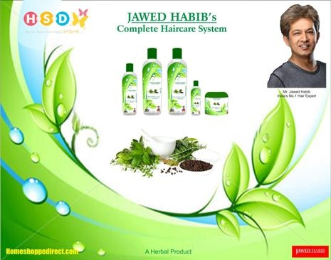 Jawed Habib's Total Hair Therapy Kit