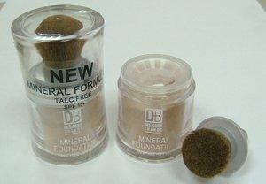 Ever Bilena Mineral Foundation Powder