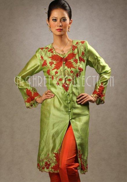 Kebaya Modern clothes