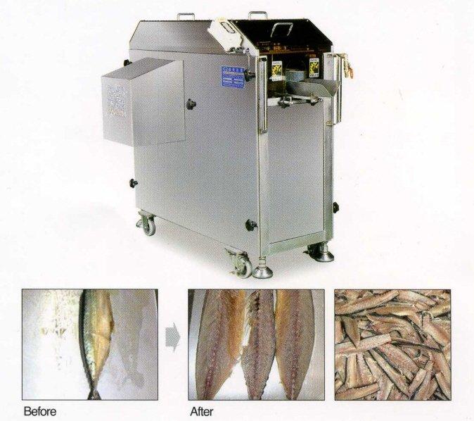 Fillet Fish Machine Fish Fillet Machine