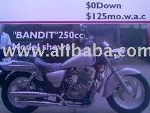 Bandit/kinroad250cc Motorcycle