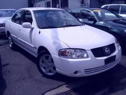 2006 Nissan Sentra 1.8S Special Edition 51K mi. w/ Spoiler, 6-CD Chgr used cars