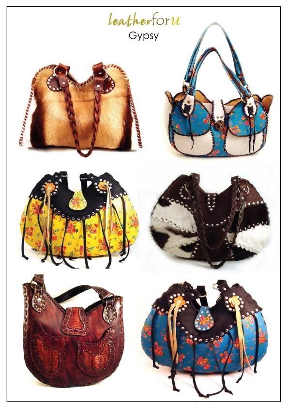 fashion Leather handbags in Victoria