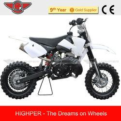 """9.0Hp ktm 50cc engine mini dirt bike DB501A 10""""/10"""""""
