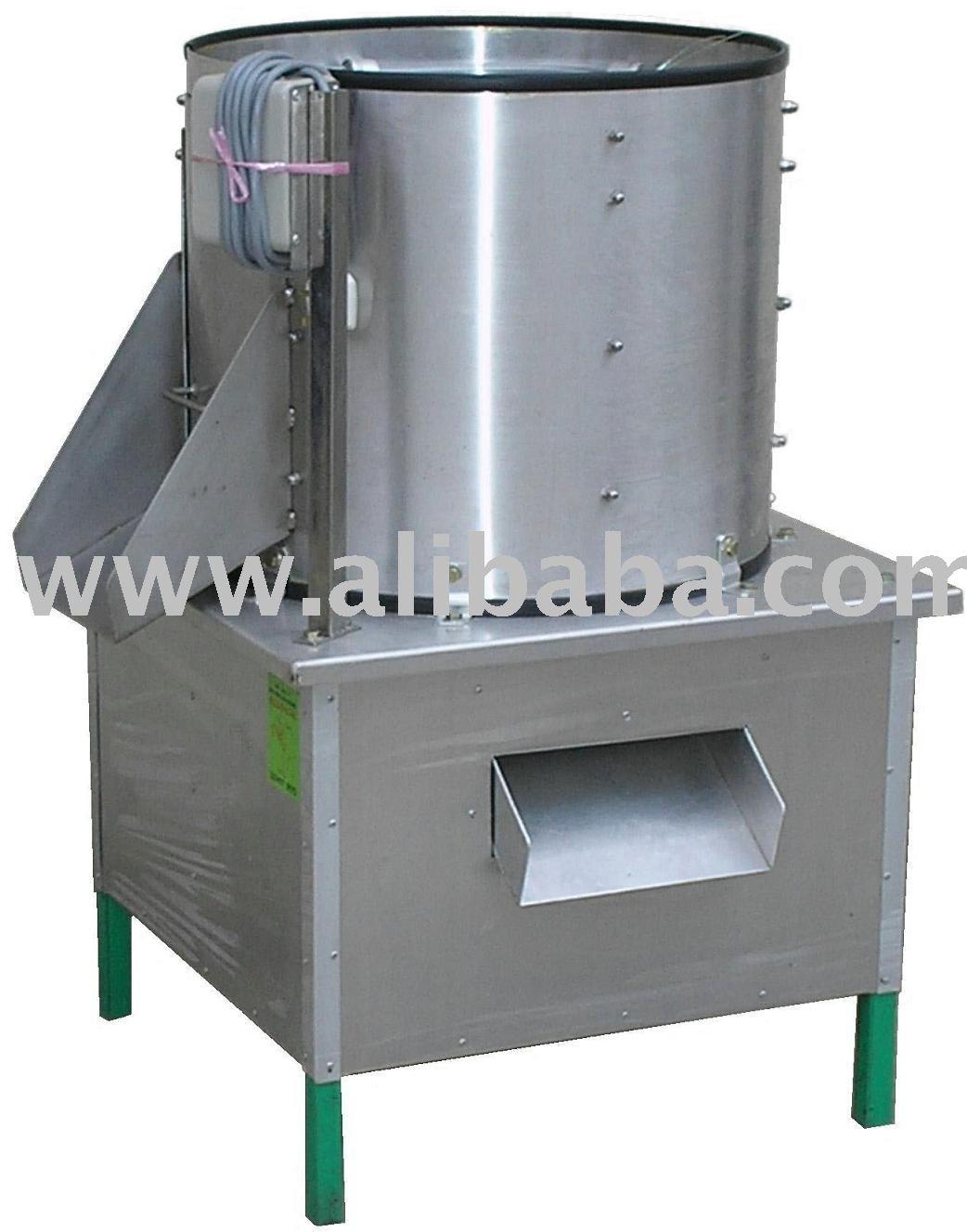 pecan peeler machine
