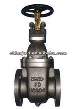 jis Marine Cast Steel Stem Gate valve