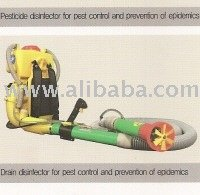 Multi-purpose powerful ULV disinfector