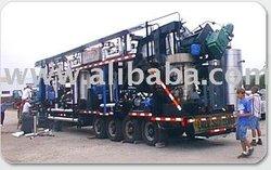Mobile Petroleum refinery