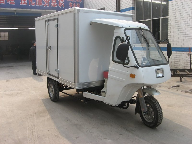 250cc Cargo tricycle(Closed cargo box)