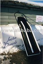 snow sled, snow sleigh