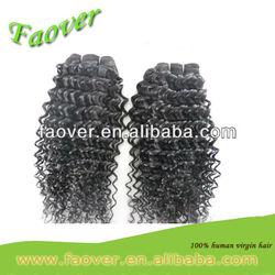 Mogolian body wave human hair weft sealer
