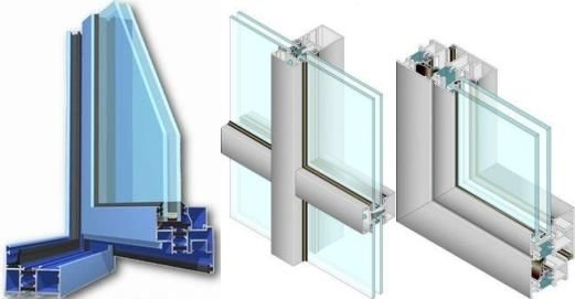 Aluminium window frame detail interior design ideas for Aluminium glass windows and doors