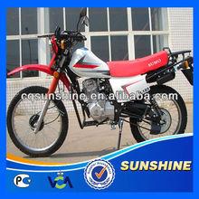 Super Chongqing Zongshen Engine 125CC Very Cheap Dirt Bikes (SX125-GY)