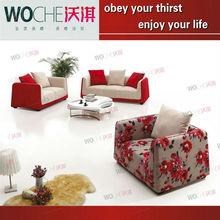 round corner sofa sleeper couch art furniture WQ8920B