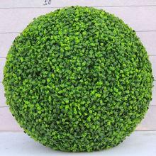 artificiale bosso arte topiaria palla per la decorazione