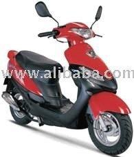 YY50QT-6 (49cc ECC,EPA,DOT gas scooter)