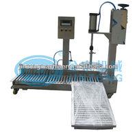 JGW series Weighing Semi-automatic Filling Machine Ston paint filler