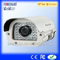 bullet IP55 weatherproof camera for Car Plate