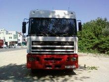 Tegljac truck wheel