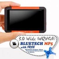 MP5 Player 4GB 3.0 wide screen