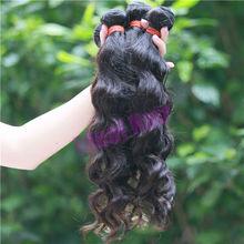 human hair suppliers offer various new styling human vergin hair extention