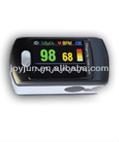 CE Marked color digital finger pulse oximeter