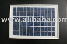 Poly/Mono solar panel(5w)