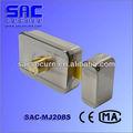 De metal cerradura electromagnética con puertas correderas de cristal de la puerta sac-mj208s