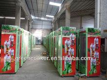 Commercial Showcase Cooler Glass Door, Cooler Display Cabinet