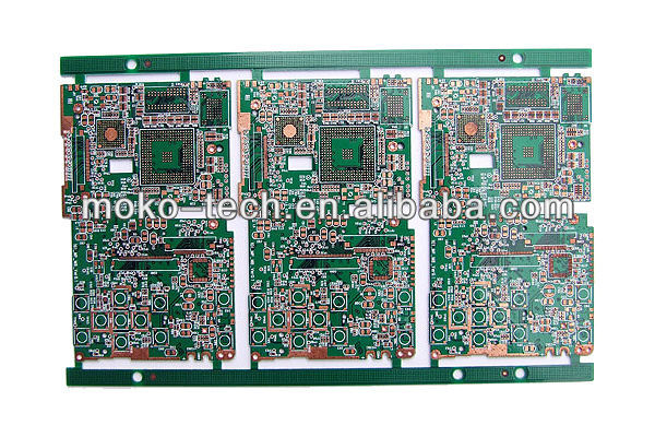 Double Side PCB Circuit PCB Electronics