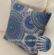 Bohemian Soft sofa cushion / Embroidered cushion cover