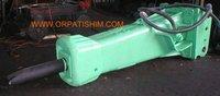 hydraulic rock breaker - demolition hammer
