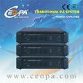 Pa amplificador de energía del tubo ce-d1000a amp